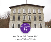 Old Stone Mill Center PayPal